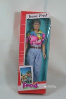 001 - Barbie doll playline - several dolls