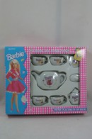 001 - Barbie playline several