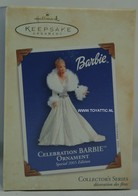 002 - Barbie collectible several