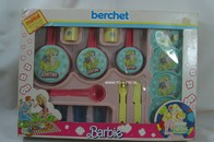 002 - Barbie playline several