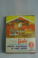 003 - Barbie vintage furniture