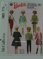 004 - Barbie vintage patterns