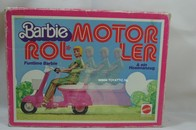 007 - Barbie playline transport