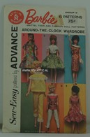 008 - Barbie vintage patterns