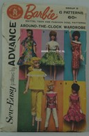 009 - Barbie vintage patterns