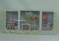 010 - Barbie doll playline - Shelly
