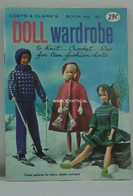 011 - Barbie vintage patterns