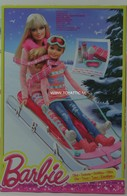 012 - Barbie playline transport