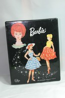 012 - Barbie vintage carry cases