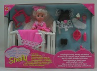 012 - Barbie doll playline - shelly