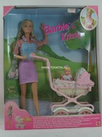 013 - Barbie doll playline