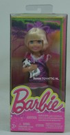 014 - Barbie doll playline - shelly