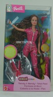 018 - Barbie doll playline