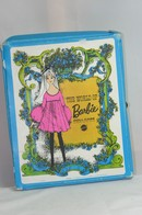 018 - Barbie vintage carry cases
