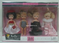 019 - Barbie doll playline - shelly