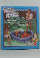 020 - Barbie playline furniture