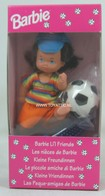 020 - Barbie doll playline - shelly