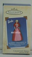 021 - Barbie collectible several