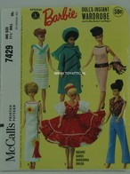 024 - Barbie vintage patterns