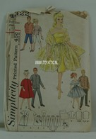 026 - Barbie vintage patterns
