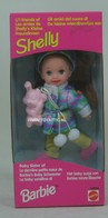 030 - Barbie doll playline - shelly