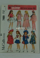 031 - Barbie vintage patterns
