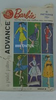 034 - Barbie vintage patterns
