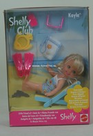 035 - Barbie doll playline - shelly