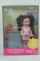 036 - Barbie doll playline - shelly