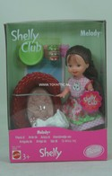037 - Barbie doll playline - shelly