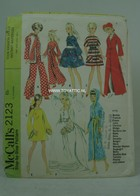 038 - Barbie vintage patterns