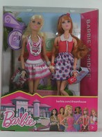 039 - Barbie doll playline