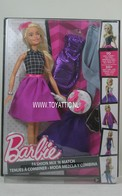040 - Barbie doll playline