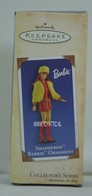 045 - Barbie collectible several