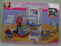 048 - Barbie playline furniture