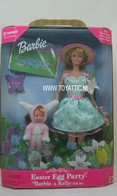 048 - Barbie doll playline - shelly