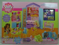 049 - Barbie playline furniture