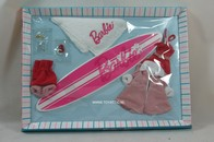 050 - Barbie collectible several