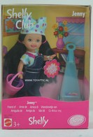 054 - Barbie doll playline - shelly