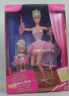 057 - Barbie doll playline - shelly