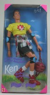 063 - Ken doll playline