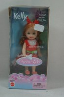 064 - Barbie doll playline - shelly