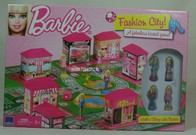 066 - Barbie playline several