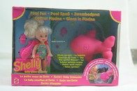 072 - Barbie doll playline - shelly