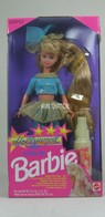075 - barbie doll playline - several dolls