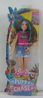 076 - Barbie doll playline - several dolls