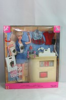 080 - Barbie doll playline