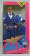 087 - Ken doll playline
