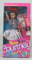 088 - Barbie doll playline - several dolls