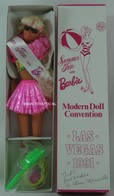 092 - Barbie doll collectible